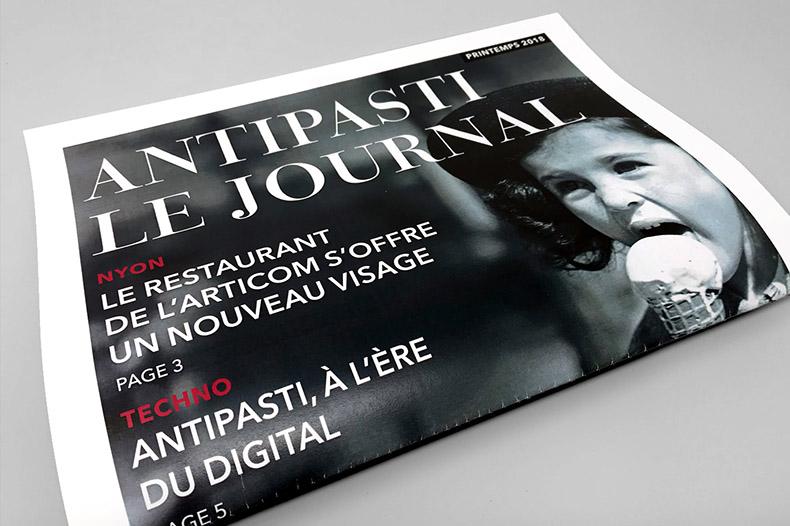 Antipasti Le Journal